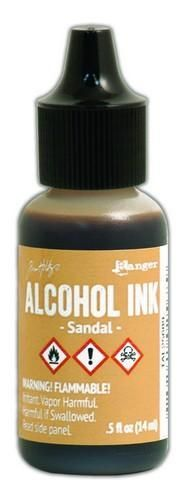 Ranger Alcohol Ink Sandal