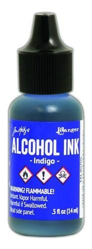 Ranger Alcohol Ink Indigo