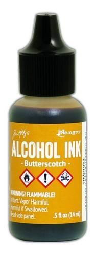 Ranger Alcohol Ink Butterscotch