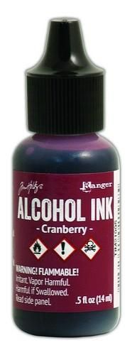 Ranger Alcohol Ink Cranberry