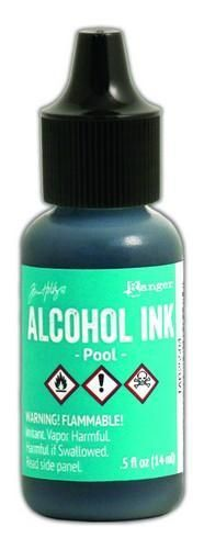 Ranger Alcohol Ink Pool