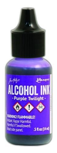 Ranger Alcohol Ink Purple Twilight