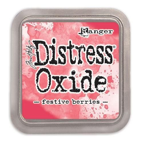Distress Oxide Ink Festive berries