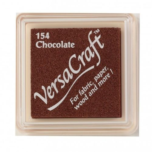 Versacraft ink pad small chocolate