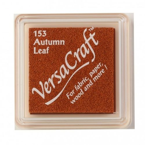 Versacraft ink pad small autumn leaf