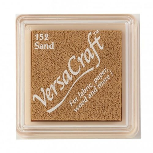 Versacraft ink pad small sand