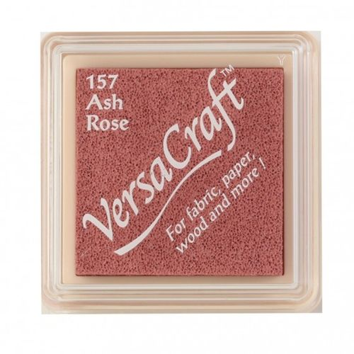Versacraft ink pad small ash rose
