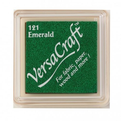 Versacraft ink pad small emerald