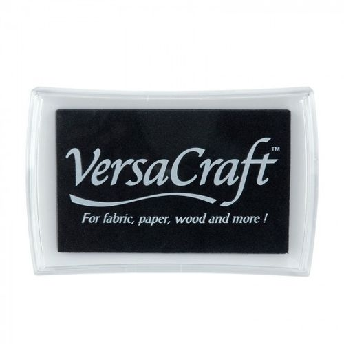 Versacraft ink pad Real Black