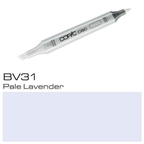 Copic Ciao BV31 Pale Lavender