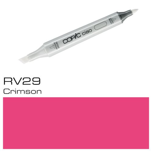 Copic Ciao RV29 Crimson