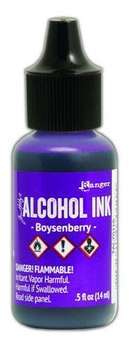 Ranger Alcohol Ink Boysenberry