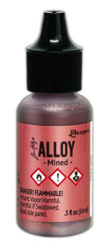 Ranger Alcohol Ink Alloys Mined