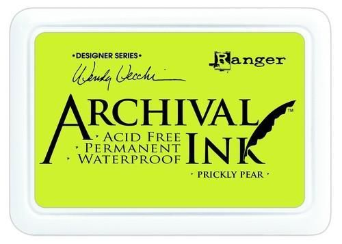 Ranger Archival Ink Prickly Pear