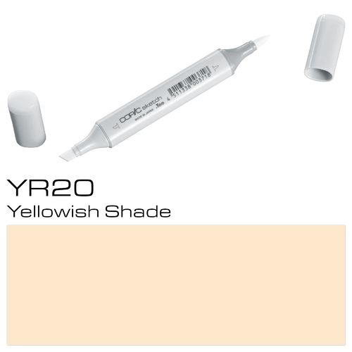 Copic Sketch YR20 Yellowish Shade