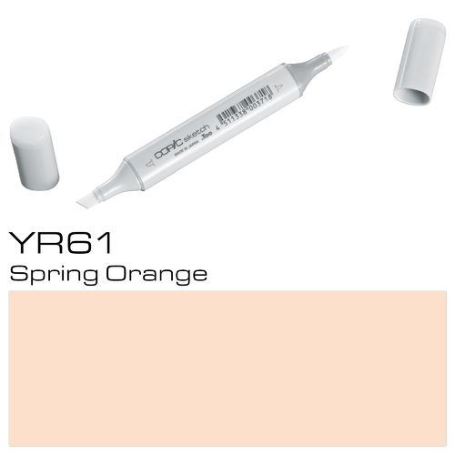 Copic Sketch YR61 Spring Orange