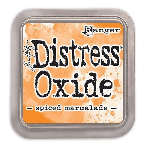 Distress Oxide Ink Spiced marmalade