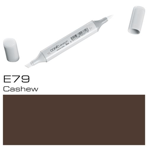 Copic Sketch E79 Cashew