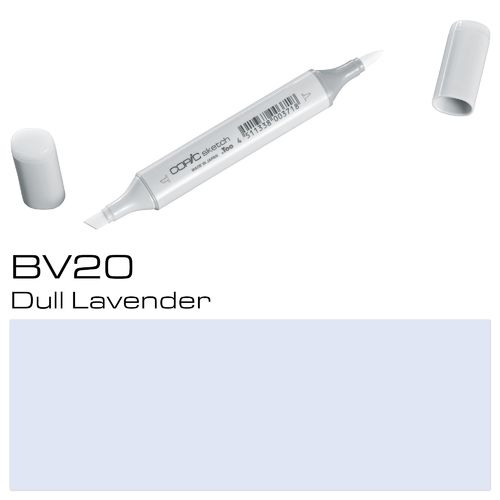 Copic Sketch BV20 Dull Lavender