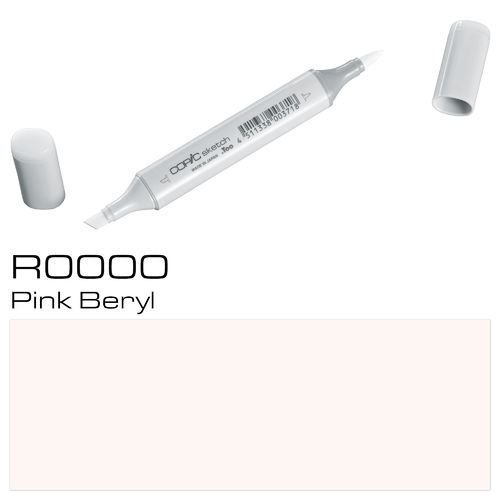 Copic Sketch R0000 Pink Beryl