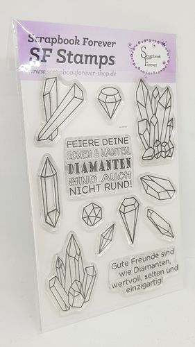 SF Stamps Diamanten