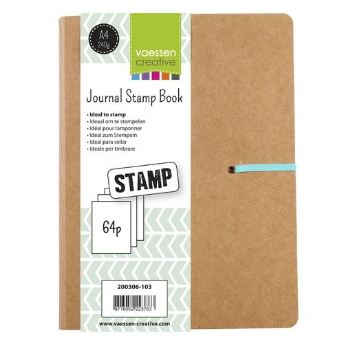 Journal Stamp Book