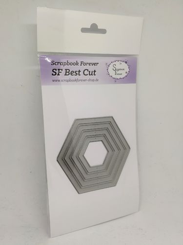 SF Best Cut Hexagon Stanze